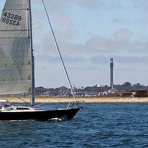 Sailboat Long Point